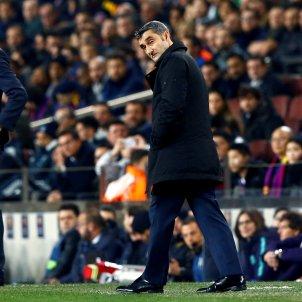Ernesto Valverde Barça Reial Madrid Clàssic EFE