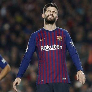 Pique Suarez Barca Madrid EFE