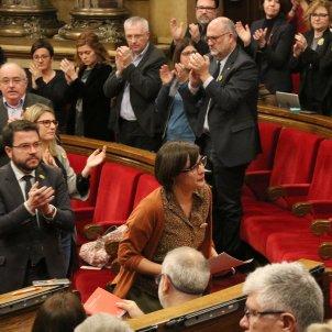 Jenn Díaz Parlament - ACN