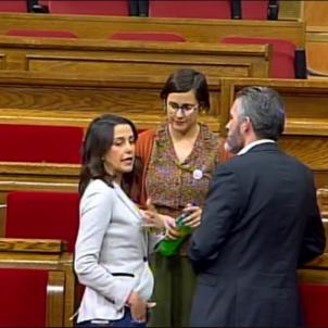 Arrimadas Jenn Diaz Canal Parlament