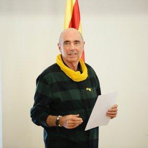 Consell asessor forum civic i social debat constituent Llach: - Sergi Alcàzar