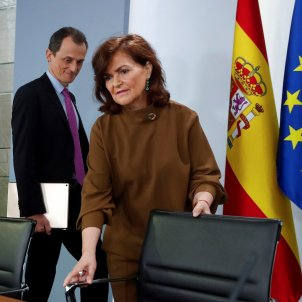 Calvo Duque Calviño EFE