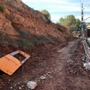 restes tren vacarisses - el nacional