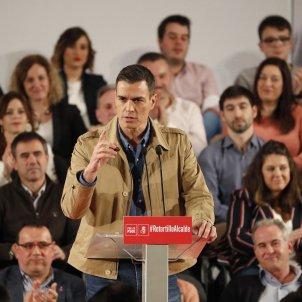 Pedro Sánchez PSOE - EFE