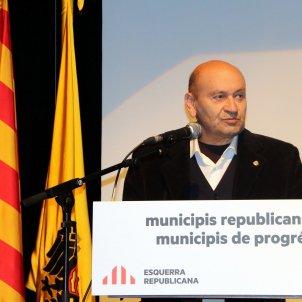 L'alcalde de la Torre de Capdella, Josep Maria Dalmau acn