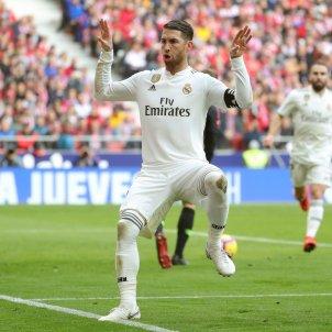 Sergio Ramos Atletic Reial Madrid EFE