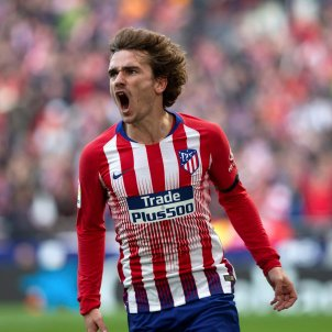 Griezmann Atletic Madrid EFE