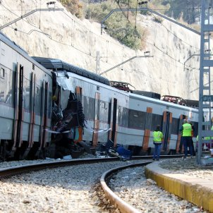 Accident tren castellgalí R4 ACN