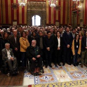 Aclaldes ajuntament Barcelona - ACN