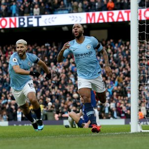 sterling aguero city chelsea efe
