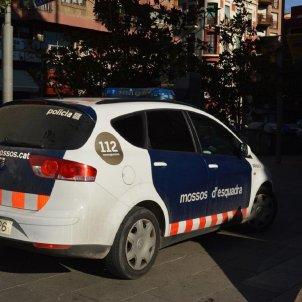 cotxe mossos d'esquadra europa press