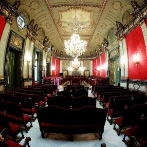 sala Tribunal Suprem judici procés Efe