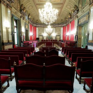 judici procés sala Tribunal Suprem Efe