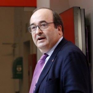 Primer secretari PSC Miquel Iceta - ACN
