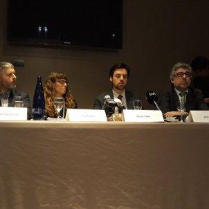 Advocats presos polítics Madrid acte Òmnium - Òmnium cultural