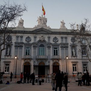 Tribunal Suprem EFE