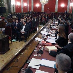 judici proces banc acusats Suprem Efe