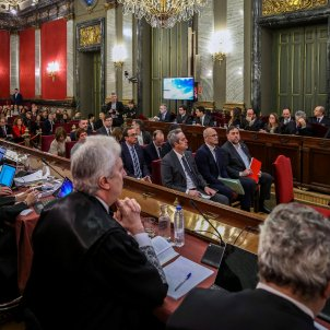 judici proces sala Suprem acusats Efe