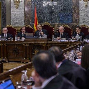 judici proces magistrados Tribunal Suprem Efe