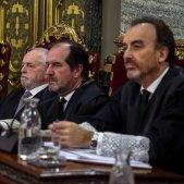 judici procés; marchena, palomo, varela, arrieta - EFE
