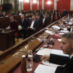 judici procés; vista general de la sala - EFE