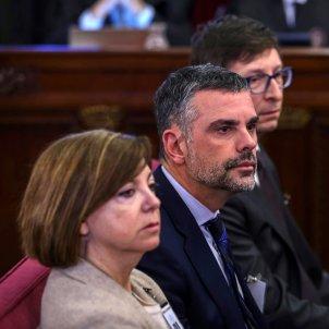 judici procés; Borrás, Vila i Mundó - EFE