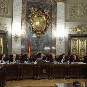 Judici procés; Marchena i magistrats del suprem - EFE