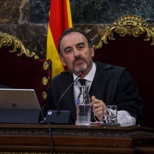 judici procés; Marchena, Martínez Arrieta, Berdugo - EFE