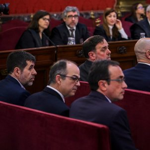 judici proces tribunal suprem turull rull sanchez EFE