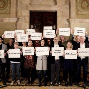 ELNACIONAL parlamentaris ciutadans torrent dimissió - Ciutadans