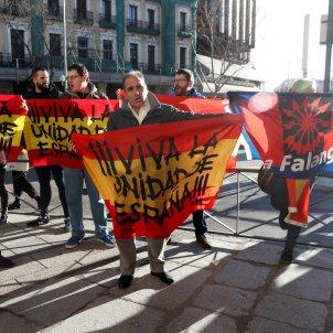 judici proces manifestació espanyolista Tribunal Suprem EFE