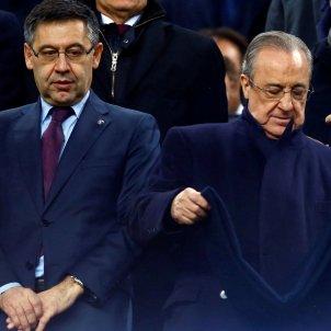 Bartomeu Florentino Pérez Barça EFE