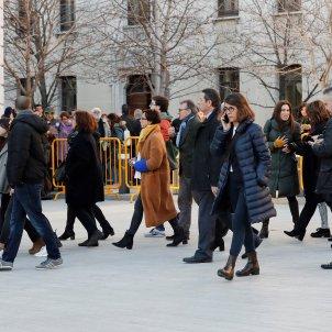 Familiars presos Tribunal Suprem - efe