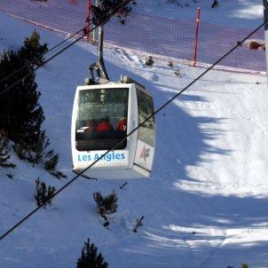 Pistes esquí Les Angles ACN