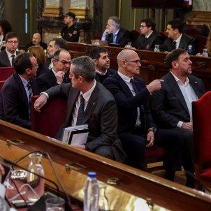 judici proces acusats banc tribunal suprem romeva forn junqueras efe