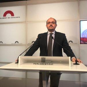Alejandro Fernández PP Parlament - Carlota Camps