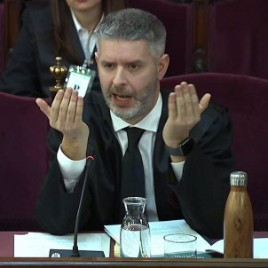 judici procés advocat Van Den Eynde Efe