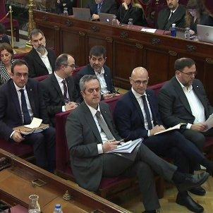 judici proces acusats 13 febrer 2019 EFE