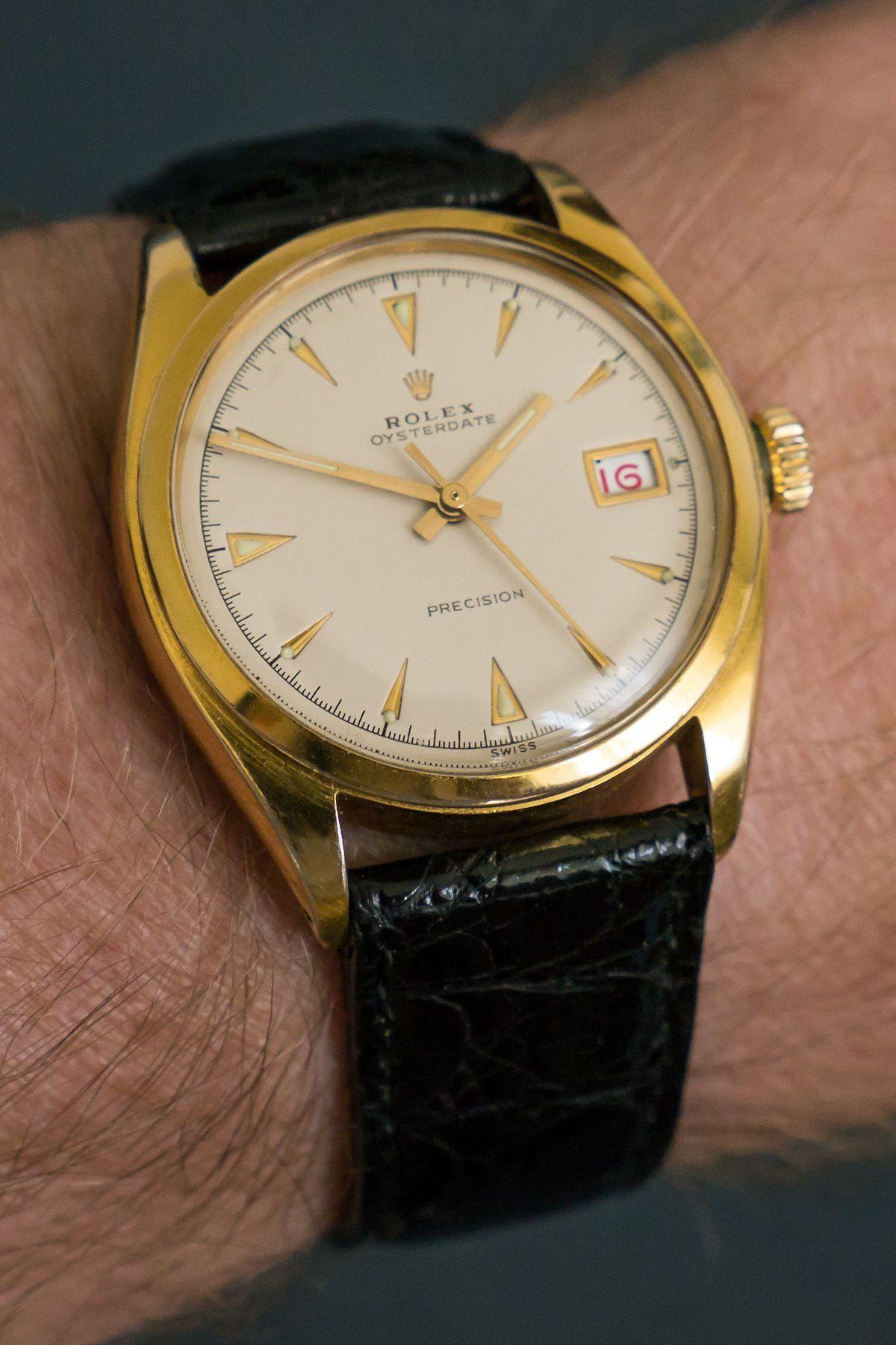Rolex 1954 wikimedia commons