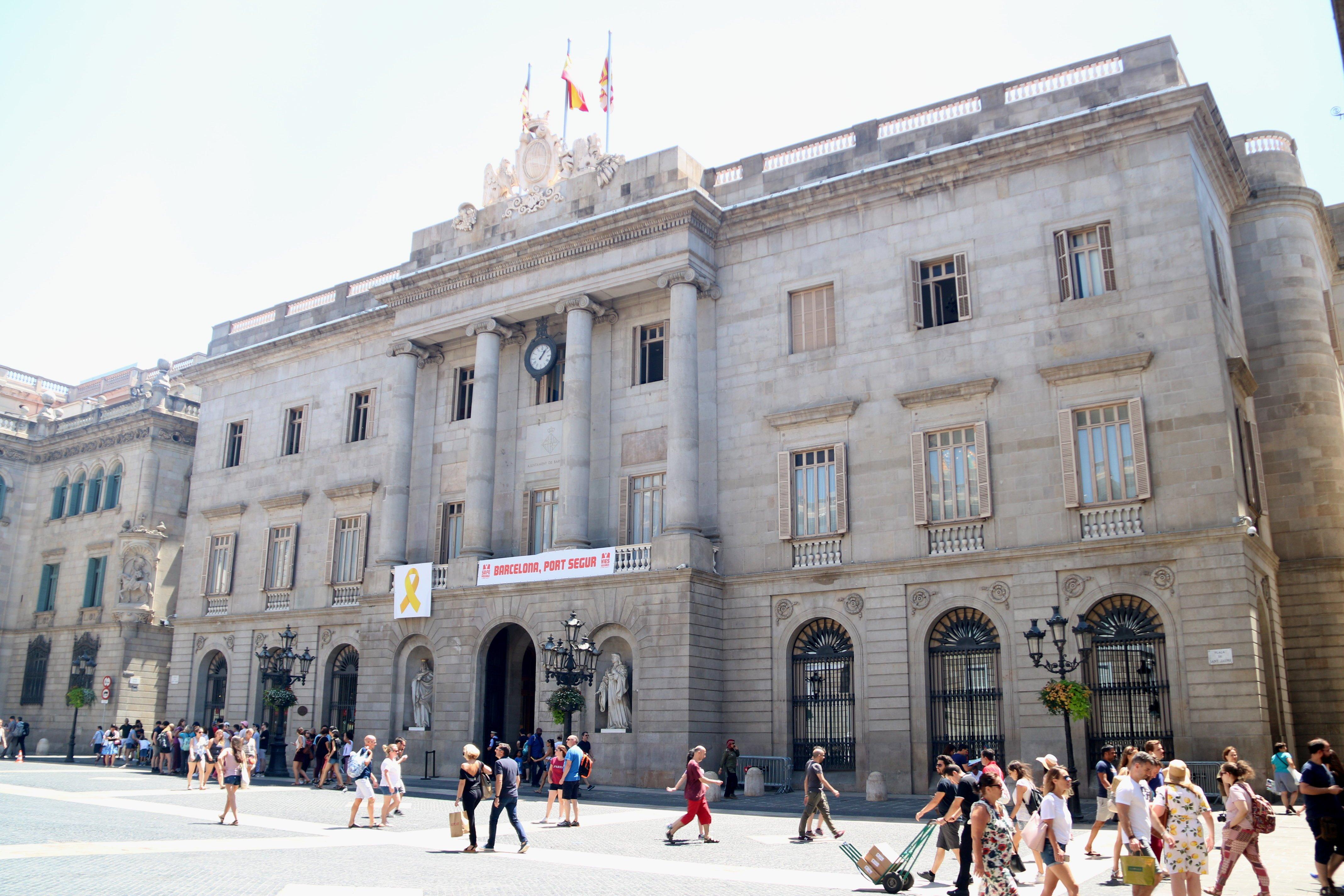 Ajuntament Barcelona. ACN