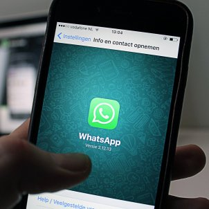 WhatsApp (Pexels)