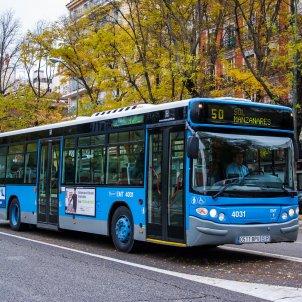 La EMT de Madrid pone a la venta 31 autobuses de segunda mano (01)