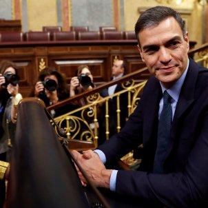 Pedro Sánchez Congrés EFE