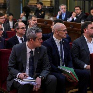 JUDICI PROCES ACUSATS JUNQUERAS FORN TURULL RULL ROMEVA EFE
