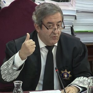 judici proces fiscal Javier Zaragoza EFE