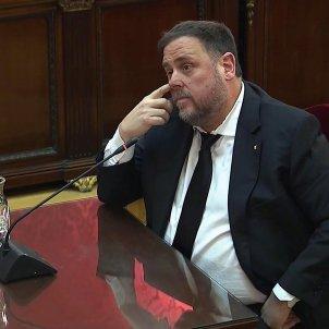 judici proces Oriol Junqueras declaració 1 EFE