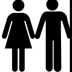 Lavabo home dona - Pixabay