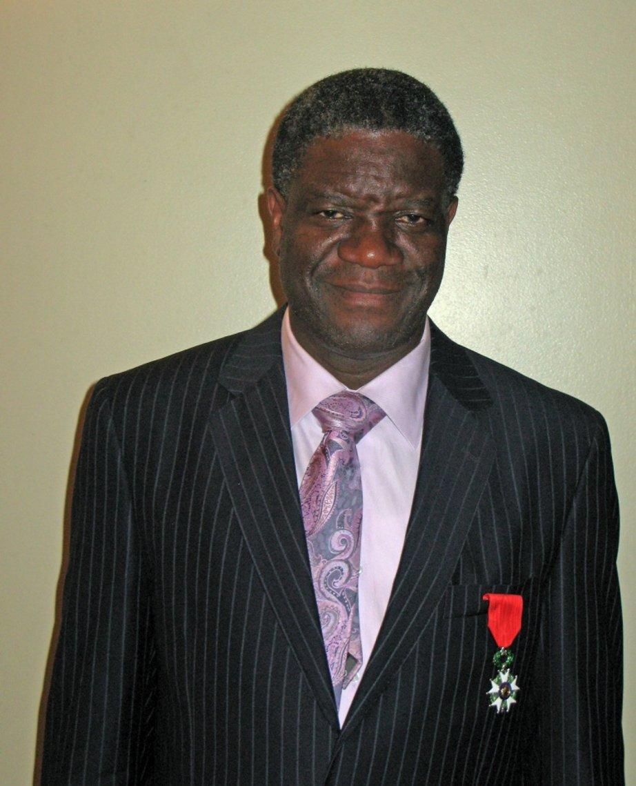 Doctor Denis Mukwege Radio Okapi Wikipedia