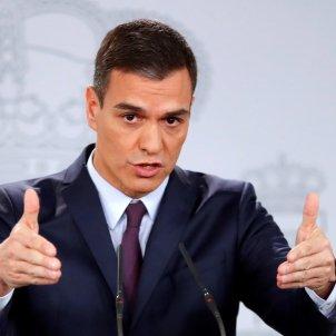 Pedro Sánchez eleccions general EFE