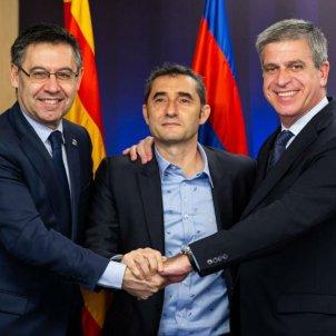 bartomeu mestre valverde @FCBarcelona